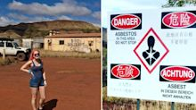 'Australia's Chernobyl': Instagram users warned over outback 'ghost town'