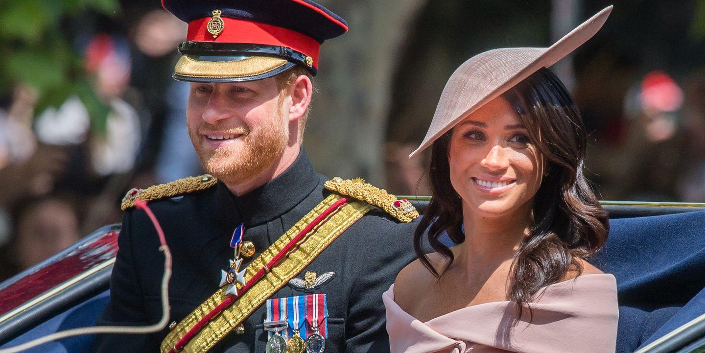 Why Meghan Markle and Prince Harry Won't Be at 2021's Trooping the Colour