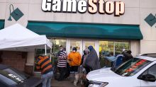 GameStop shares go on rollercoaster ride to close 18% higher
