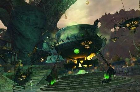 Guild Wars 2 launches its Blood and Madness update