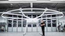 Volocopter's massive utility drone can carry up to 440 pounds