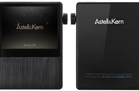 iRiver's AK100 lossless-friendly music player heading to the States December 4th