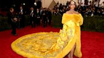 ET's Best & Worst Dressed at the 2015 Met Gala