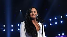 Demi Lovato debuts powerful new song 'Anyone' at Grammys, her first performance since 2018 overdose