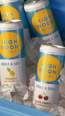 High Noon Hard Seltzer Doubles Down on Planned Fall Impressions After Exceeding Summer Sales Expectations