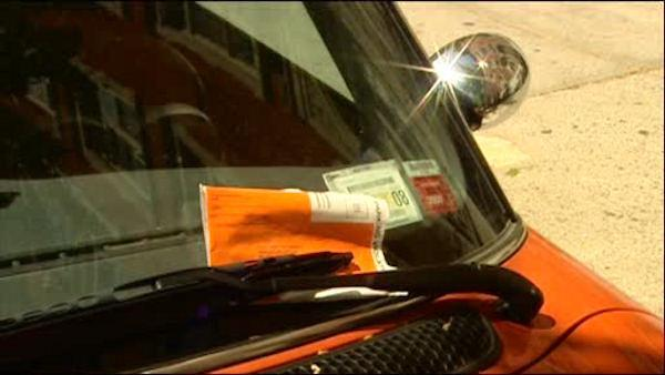 Companies owe city $9M in parking tickets