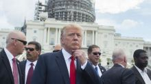 Trump's unprecedented year in the White House: The biggest dramas and battles on Capitol Hill