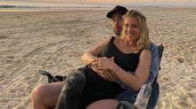 Elsa Pataky y Chris Hemsworth: vacaciones en autocaravana por Australia