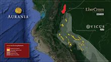 Aurania Provides Update on Application for Large Tract of Mineral Concessions in Northern Peru