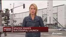 Top Disrupter SpaceX has another successful launch