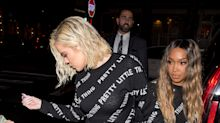 Khloé Kardashian Steps Out with Malika Haqq at First Public Event Since Cheating Scandal Broke