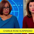 How 'CBS This Morning' Addressed Charlie Rose Sexual Harassment Suspension: Veteran Anchor 'Doesn't Get a Pass,' Says Co-Host Gayle King