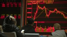 Stocks mixed as US, EU policymakers leave rates unchanged