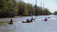 Michigan flooding displaces thousands, encroaches on chemical plant