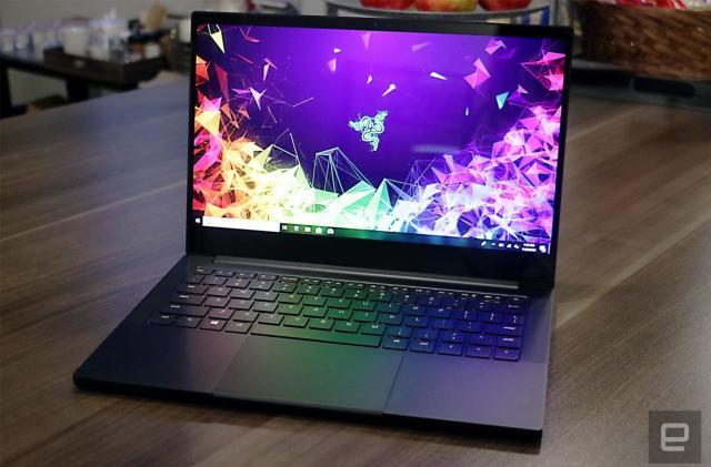 Razer's latest Blade Stealth laptop keeps it classy