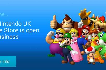 Nintendo opens online shop in the UK: offers free delivery, limited edition exclusives and extended warranties