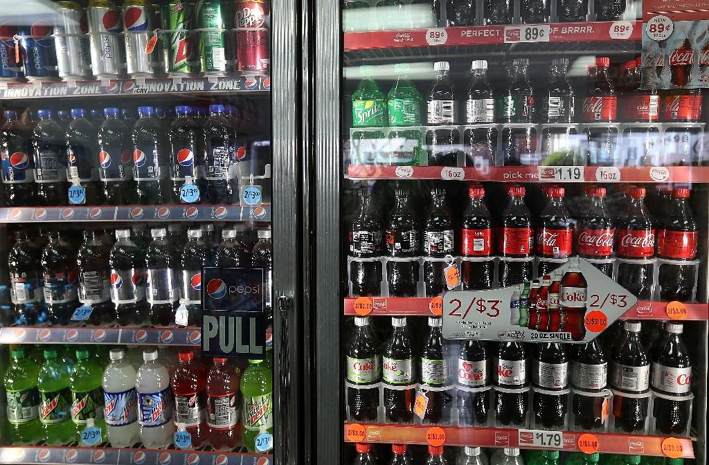 At about 50 cents per liter, a new tax in Philadelphia, Pennsylvania will apply to all soft drinks, including low calorie beverages