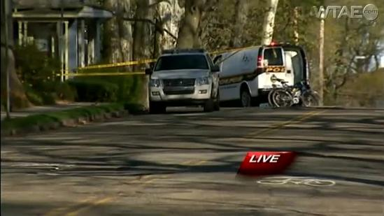 Child hit by vehicle while riding bicycle in Point Breeze