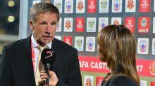 Bafana Bafana showed character against Angola, says Stuart Baxter