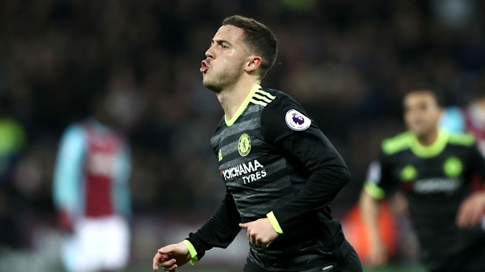 Hazard: I think about titles - not hat-tricks