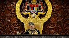 In royal address, Agong says thankful for country's harmony