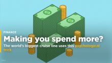 The world's biggest cruise line uses this psychological trick to make you spend more money (RCL)