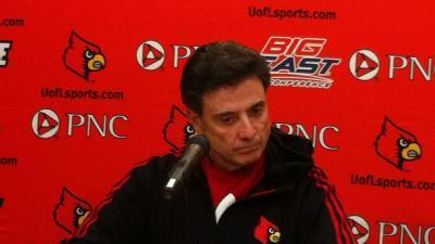 Rick Pitino Talks Cards, Bearcats