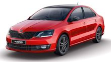 Skoda commences pre-bookings for Rapid (automatic) sedan in India
