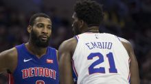Andre Drummond and Joel Embiid have to bury hatchet after Drummond signs with 76ers