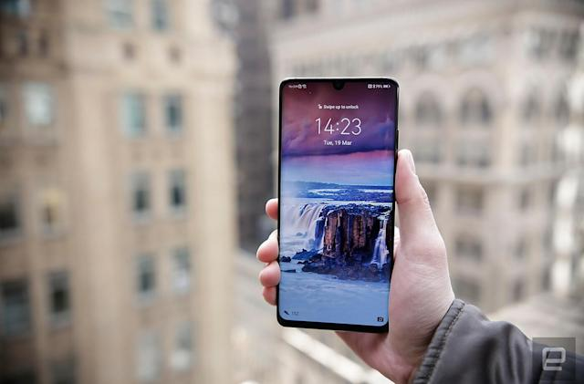 Huawei skirts US trade bans with a 'new' P30 Pro
