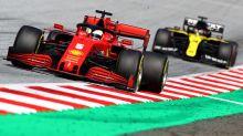 Vettel für Ferrari nur noch Bremsklotz