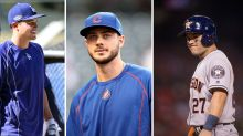Kris Bryant, Mike Trout among finalists for MLB's biggest awards