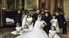 Die ersten offiziellen Bilder der royalen Hochzeit sind da! Und sie erinnern an Diana