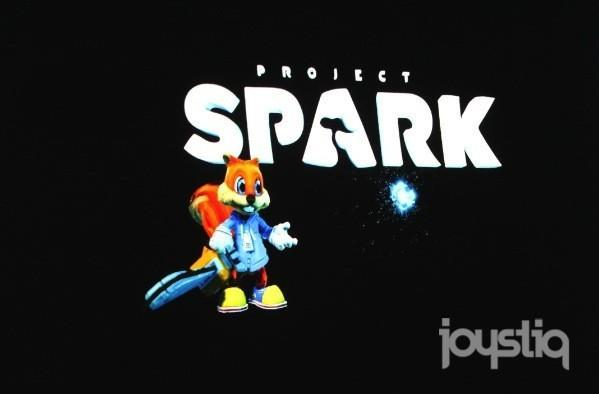 Conker teases an unexpected appearance in Project Spark
