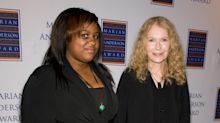Hollywood legend Mia Farrow reveals daughter Quincy in hospital battling coronavirus