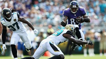 NFL Live: Ravens and Jaguars face off