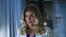 Kirstie Alley hates Olympic curling, of course she does