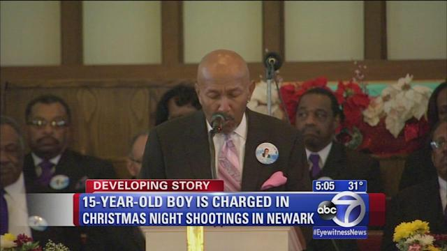 Newark teen arrested in double murder