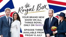 Princess Diana's biographer Andrew Morton speaks to Kate Thornton in episode three of Yahoo's exclusive Royal Box series