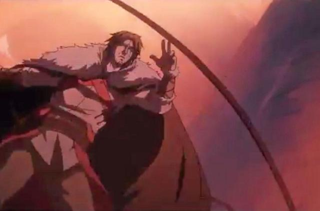 'Castlevania' series goes vampire hunting July 7th on Netflix