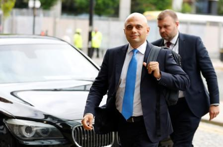 There will be a budget this year, says Britain's finance minister Javid
