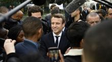 Macron camp bars Russian news outlets, angers Moscow
