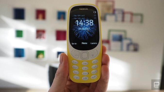 Las reservas del Nokia 3310 superan todas las expectativas