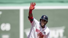 If you're wondering why Red Sox hitters wave from second base, here's the answer