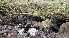 Comunidades reportan hallazgos de nuevo derrame en la Amazonía de Ecuador