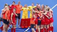 Hockey star Martin turns back the clock to reflect on Olympic journey