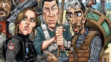 May the Farce Be With Us: Mad Magazine Mocks 'Rogue One' in Latest 'Star Wars' Spoof (Exclusive)