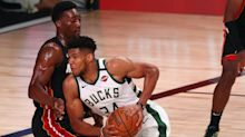 Bucks rally from 23 points down to roll Heat, clinch No. 1 seed in East
