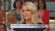 "Megyn Kelly on Gretchen Carlson's Miss America scandal: ""I have no idea what Gretchen has done."""