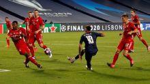 Neymar, Mbappé fail to lead PSG to 1st CL title